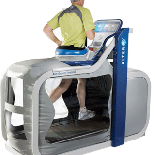 AlterG - FREE product packet and DVD