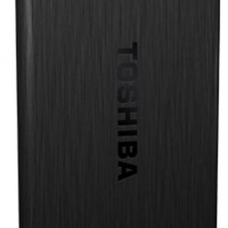 Toshiba Canvio Simple 1 TB External Hard Disk Rs.3105 (HDFC Cards) or Rs.3450 @ Amazon