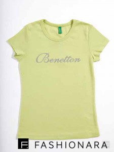 Summery-Benetton T-Shirt copy