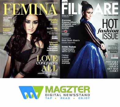 magzter- magazine