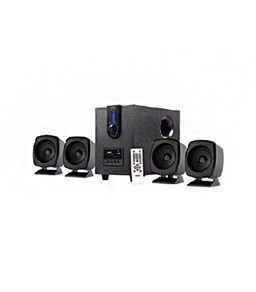 Intex 4.1 Multimedia Speakers - IT 2616 With FM, USB, MMC and Remote