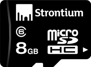 Strontium-8GB-MicroSDHC-Memory-Card-(Class 6)