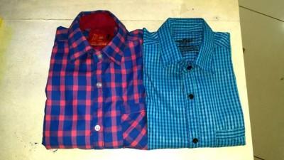 Violet Shirts Combo of 2 for Men
