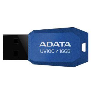 ADATA USB Flash Drive 16GB UV100 - Blue