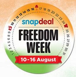 Snapdeal-Freedom-Week