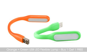 USB LED Flexible Lamp