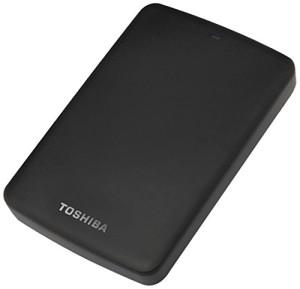 Toshiba Canvio Basics 1TB External Hard Disk