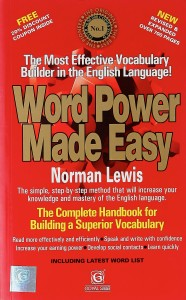Word Power Made Easy Book