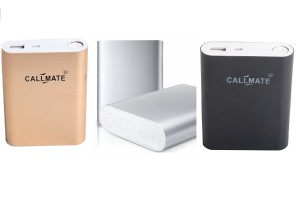Callmate Power Bank Alloy 10400 MAH