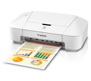 Canon PIXMA IP2870 Color Inkjet Printer