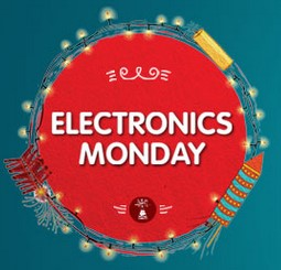 Snapdeal Electronics Monday Sale