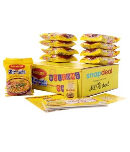 MAGGI 2-Minute Noodles Masala 70 g – 12 packs
