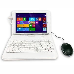 Microsoft & Intel - Penta Windows Tablet With Keyboard & Mouse