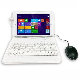 Microsoft & Intel - Penta Windows Tablet With Keyboard & Mouse