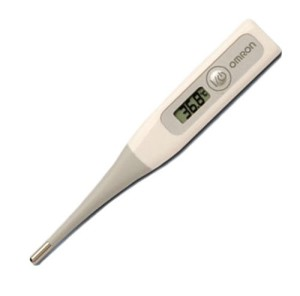 Omron Digital Thermometer Model MC-246