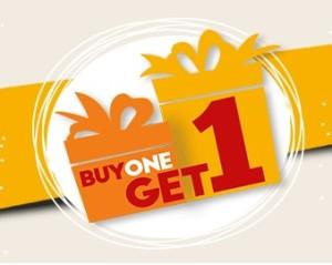 Buy One Get One Free Offer - Askmebazaar