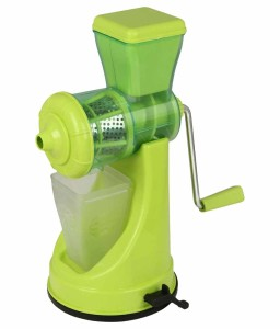 Class Fruit And Vegetable Green Juicer With Steel Handle