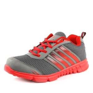 Globalite Men's Running Shoes Desperado Black Red
