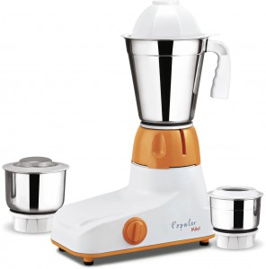 Popular Mini 3 Jar Mixer Grinder