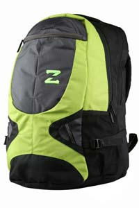 Zwart Backpack