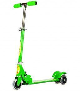 Slick Kids Scooter - Green
