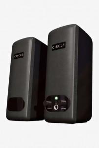 Circle Stereo Speaker