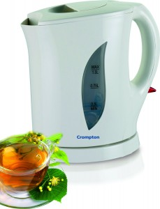 Crompton Greaves ACGEK-KP101-I 1650-Watt Electric Kettle