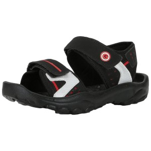 Globalite Men's Sandals Rover Black Red