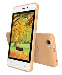 Intex Aqua 4G Strong Mobile