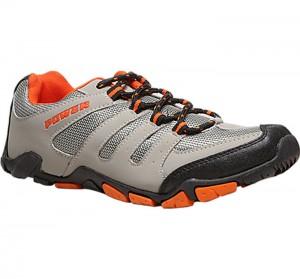Power Men Orange Outdoor Shoes