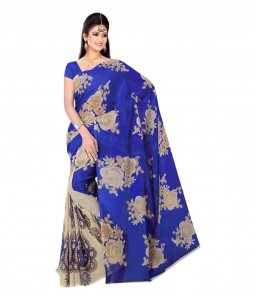 Rang Tarang Exclusive Designer Georgette Saree
