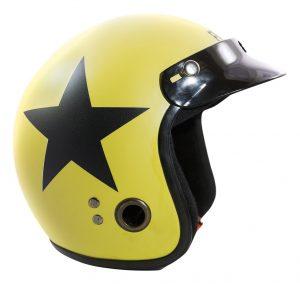 Autofy Habsolite Ecco Star Front Open Helmet
