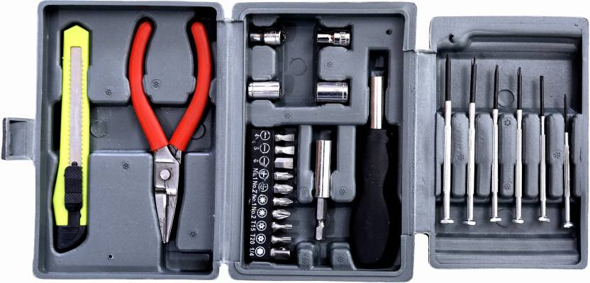 Tools Kit Standard Screwdriver Set (Pack of 25)